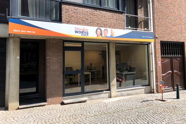 Passion Works Better - kantoor Diepenbeek